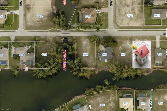 922 SW 28th Street, Cape Coral, FL 33914 (#221046054) :: The Dellatorè Real Estate Group