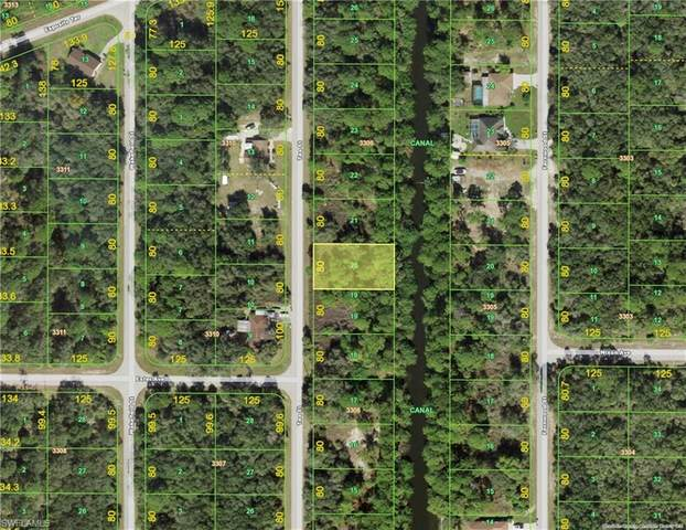 2110 Tea Street, Port Charlotte, FL 33948 (MLS #221046068) :: Coastal Luxe Group Brokered by EXP