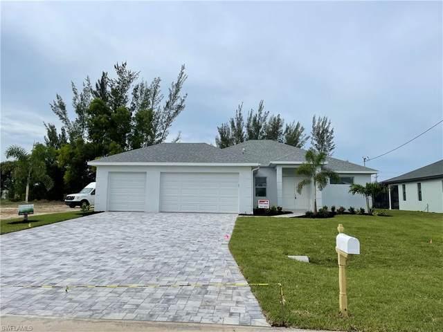 1208 SW 31st Terrace, Cape Coral, FL 33914 (#221046081) :: The Dellatorè Real Estate Group