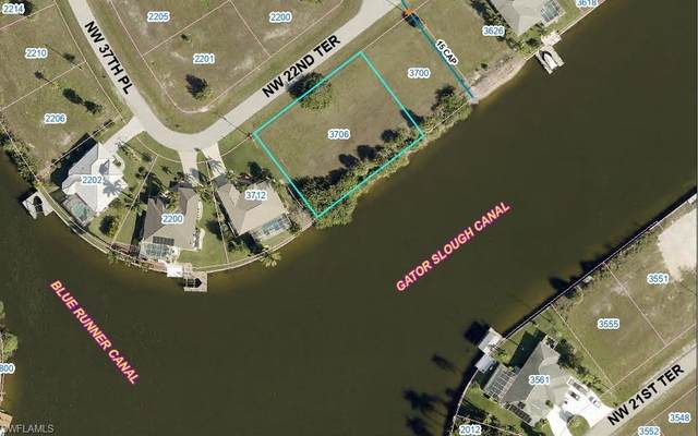 3706 NW 22nd Terrace, Cape Coral, FL 33993 (MLS #221046174) :: Clausen Properties, Inc.