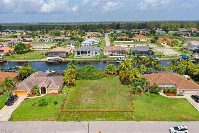 450 NW 37th Place, Cape Coral, FL 33993 (MLS #221046197) :: Realty World J. Pavich Real Estate
