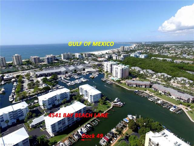 4541 Bay Beach Lane #345, Fort Myers Beach, FL 33931 (MLS #221046275) :: Realty Group Of Southwest Florida