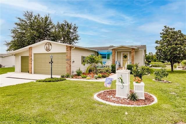 10741 Circle Pine Road, North Fort Myers, FL 33903 (#221046310) :: The Dellatorè Real Estate Group
