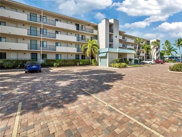 979 E Gulf Drive D433, Sanibel, FL 33957 (MLS #221046322) :: Realty World J. Pavich Real Estate