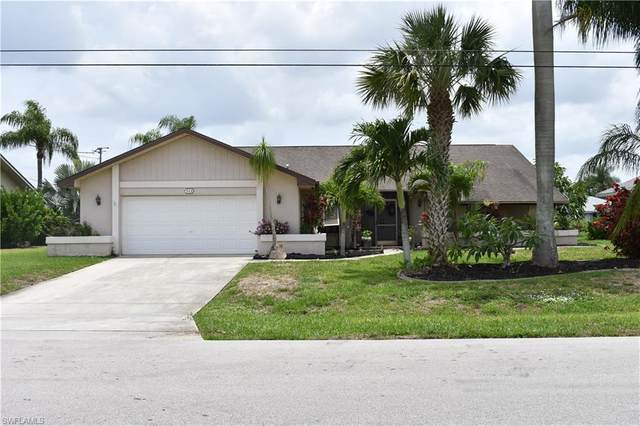 523 SE 20th Court, Cape Coral, FL 33990 (MLS #221046344) :: Realty Group Of Southwest Florida