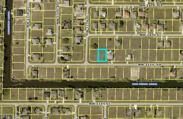 1201 NW 13th Terrace, Cape Coral, FL 33993 (MLS #221046352) :: Realty Group Of Southwest Florida