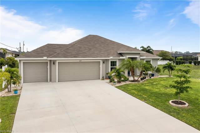1235 NW 34th Avenue, Cape Coral, FL 33993 (MLS #221046406) :: Realty Group Of Southwest Florida