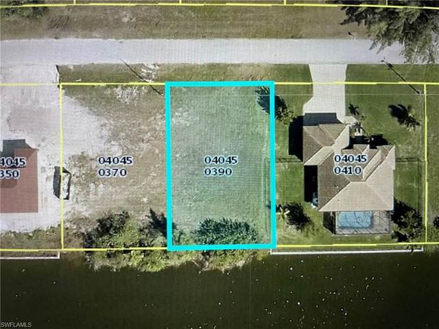 2606 NW 10th Street, Cape Coral, FL 33993 (MLS #221046426) :: Realty Group Of Southwest Florida