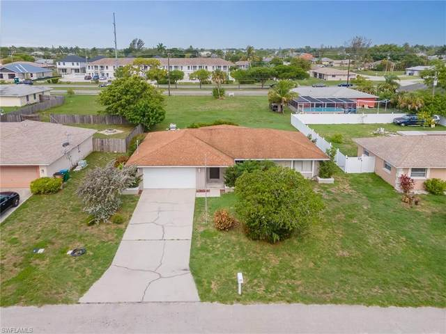 3510 SE Santa Barbara Place, Cape Coral, FL 33904 (MLS #221046445) :: Realty Group Of Southwest Florida