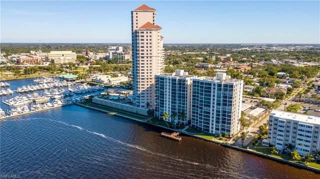 1925 Clifford Street #901, Fort Myers, FL 33901 (MLS #221046517) :: Clausen Properties, Inc.