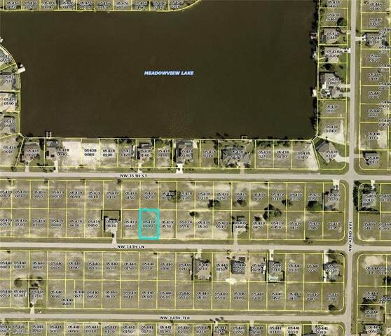 4301 NW 34th Lane, Cape Coral, FL 33993 (MLS #221046775) :: Realty World J. Pavich Real Estate