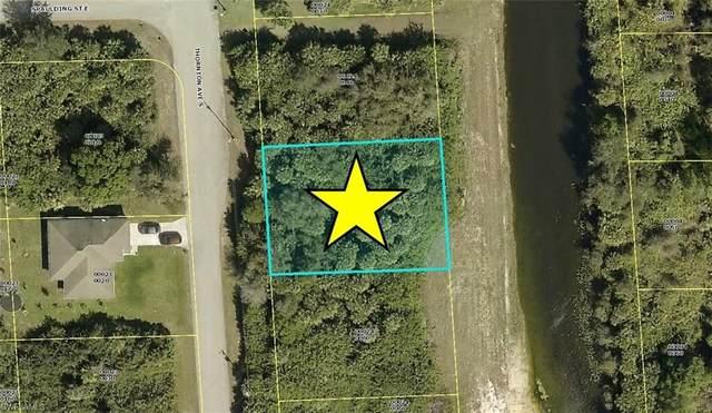 155 Thornton Avenue S, Lehigh Acres, FL 33974 (MLS #221047004) :: Crimaldi and Associates, LLC