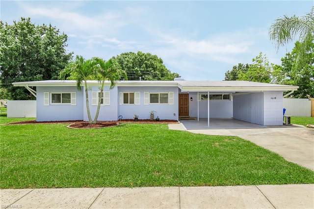 1618 Moreno Avenue, Fort Myers, FL 33901 (MLS #221047390) :: Wentworth Realty Group