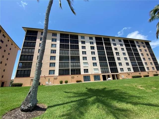 4280 SE 20th Place #507, Cape Coral, FL 33904 (MLS #221047667) :: Team Swanbeck