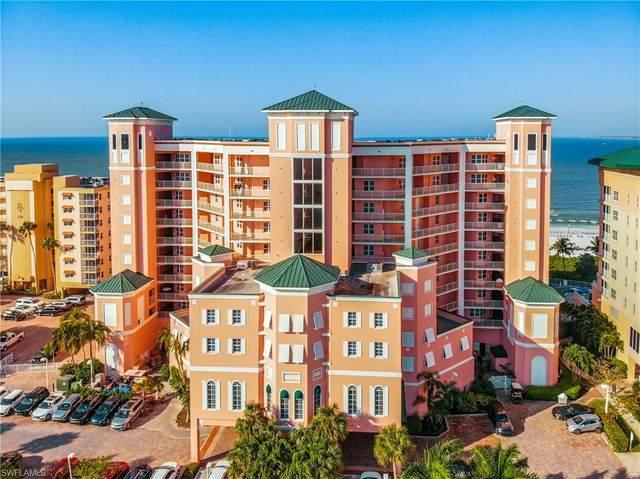 200 Estero Boulevard #702, Fort Myers Beach, FL 33931 (MLS #221047746) :: Domain Realty