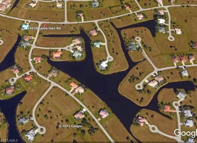 24038 Santa Inez Road, Punta Gorda, FL 33955 (MLS #221047933) :: Domain Realty