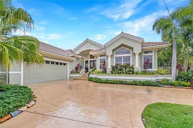 5321 Harborage Drive, Fort Myers, FL 33908 (#221048024) :: The Dellatorè Real Estate Group