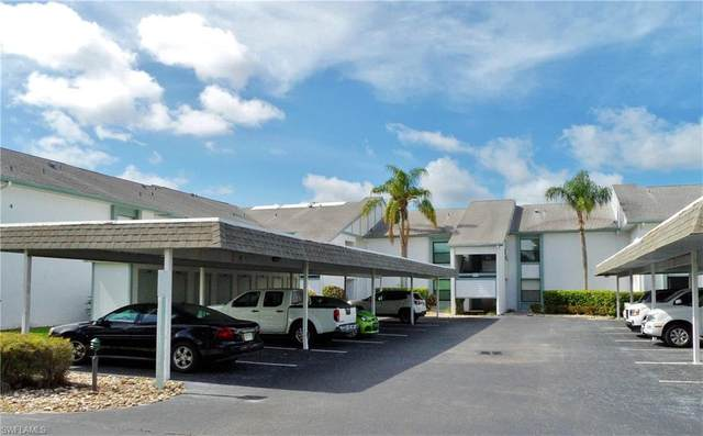 13351 Greengate Boulevard #427, Fort Myers, FL 33919 (MLS #221048036) :: Medway Realty