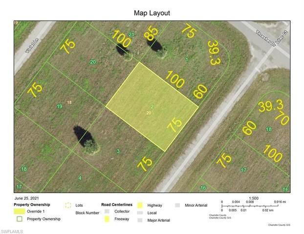 15 Lilac Court, Placida, FL 33946 (MLS #221048368) :: Realty World J. Pavich Real Estate
