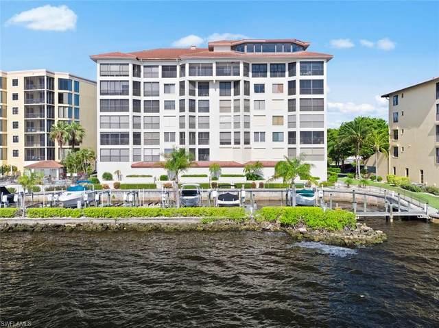 4019 SE 20th Place #801, Cape Coral, FL 33904 (#221048722) :: Jason Schiering, PA
