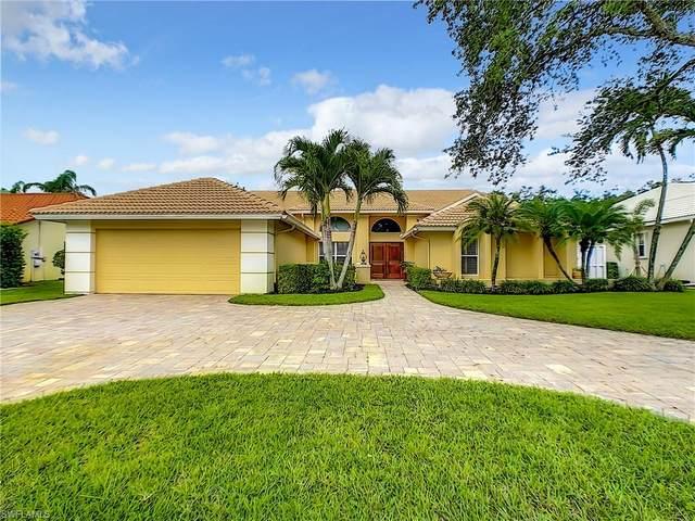 11740 Mahogany Run, Fort Myers, FL 33913 (MLS #221049329) :: The Naples Beach And Homes Team/MVP Realty