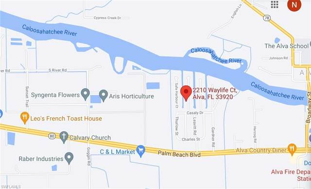 2210 Waylife Court, Alva, FL 33920 (MLS #221049511) :: Florida Homestar Team