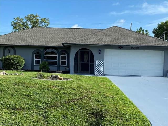 1009 SW 34th Street, Cape Coral, FL 33914 (MLS #221049701) :: Clausen Properties, Inc.