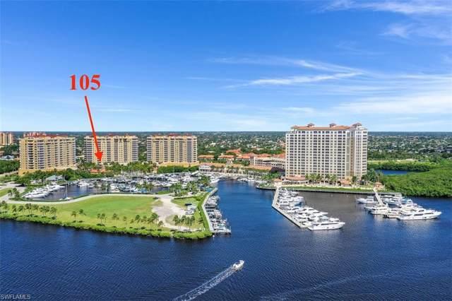 6061 Silver King Boulevard #105, Cape Coral, FL 33914 (MLS #221049910) :: Premiere Plus Realty Co.
