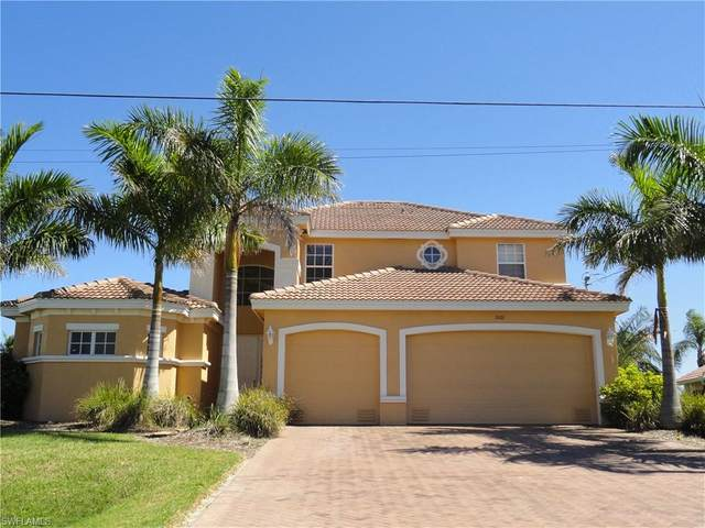3101 SW 26th Place, Cape Coral, FL 33914 (MLS #221050088) :: RE/MAX Realty Group