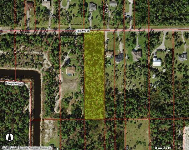 10TH AVE SE Address Not Published, Naples, FL 34117 (MLS #221050157) :: The Naples Beach And Homes Team/MVP Realty