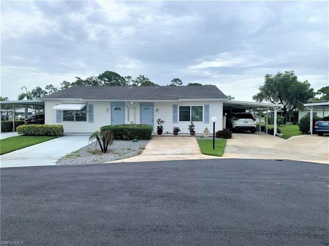 7 Meadow Rue Court, Lehigh Acres, FL 33936 (MLS #221050203) :: Florida Homestar Team