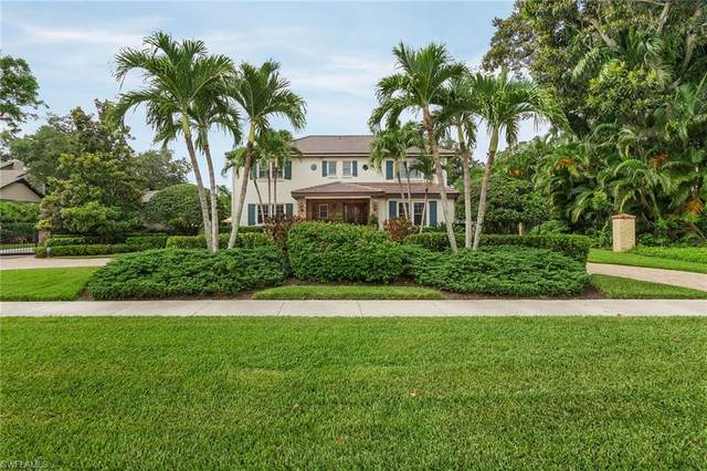 1230 Gasparilla Drive, Fort Myers, FL 33901 (MLS #221050226) :: Realty World J. Pavich Real Estate
