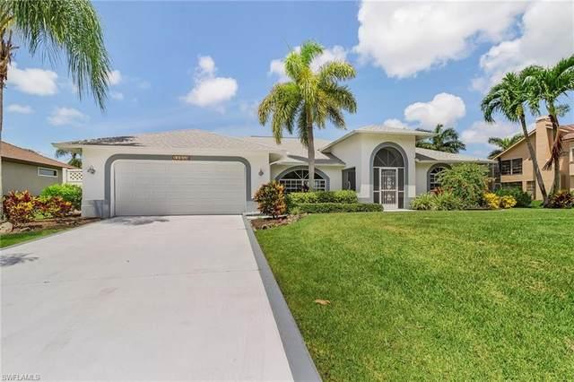 11989 Princess Grace Court, Cape Coral, FL 33991 (MLS #221050281) :: Realty World J. Pavich Real Estate