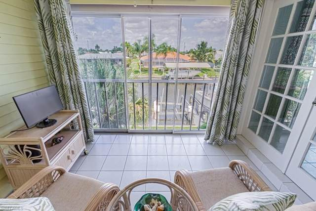 3711 Del Prado Boulevard S #8, Cape Coral, FL 33904 (MLS #221050304) :: The Naples Beach And Homes Team/MVP Realty