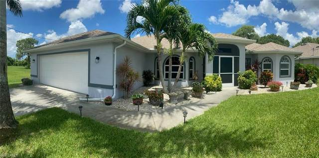 1506 NW 26th Place, Cape Coral, FL 33993 (MLS #221050425) :: Crimaldi and Associates, LLC