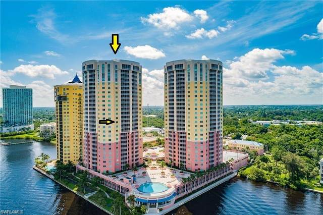 2745 1st Street #1401, Fort Myers, FL 33916 (#221050665) :: Southwest Florida R.E. Group Inc