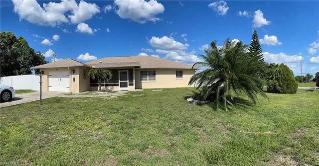 16 Alabama Road N, Lehigh Acres, FL 33936 (MLS #221050775) :: Realty World J. Pavich Real Estate