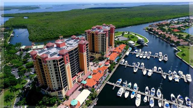 5781 Cape Harbour Drive #1108, Cape Coral, FL 33914 (MLS #221050975) :: Medway Realty