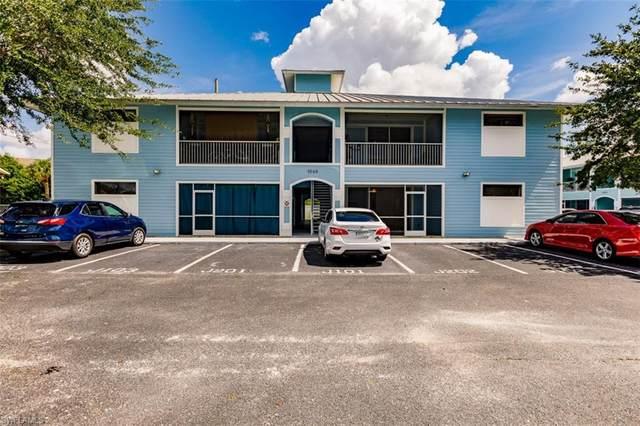 1040 Hancock Creek South Boulevard #104, Cape Coral, FL 33909 (MLS #221051017) :: Clausen Properties, Inc.