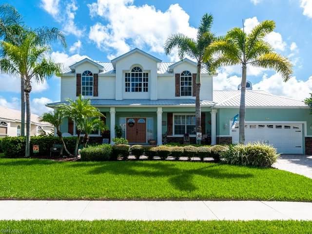 1073 SW 57th Street, Cape Coral, FL 33914 (#221051100) :: Southwest Florida R.E. Group Inc