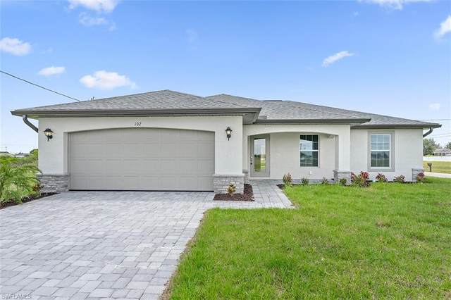 1425 NW 16th Terrace, Cape Coral, FL 33993 (#221051139) :: Jason Schiering, PA