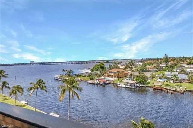 4260 SE 20th Place #701, Cape Coral, FL 33904 (MLS #221051183) :: Team Swanbeck