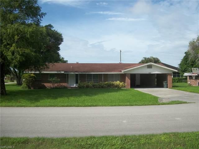 542 E Del Monte Avenue, Clewiston, FL 33440 (MLS #221051302) :: Florida Homestar Team