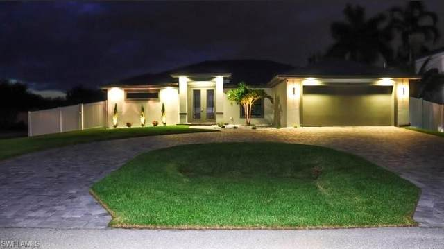 2811 SW 25th Street, Cape Coral, FL 33914 (MLS #221051309) :: Domain Realty