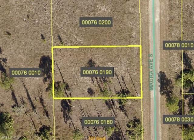 1042 Maura Avenue S, Lehigh Acres, FL 33974 (MLS #221051346) :: #1 Real Estate Services