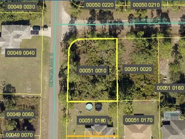1106 Eclipse Street E, Lehigh Acres, FL 33974 (MLS #221051354) :: #1 Real Estate Services