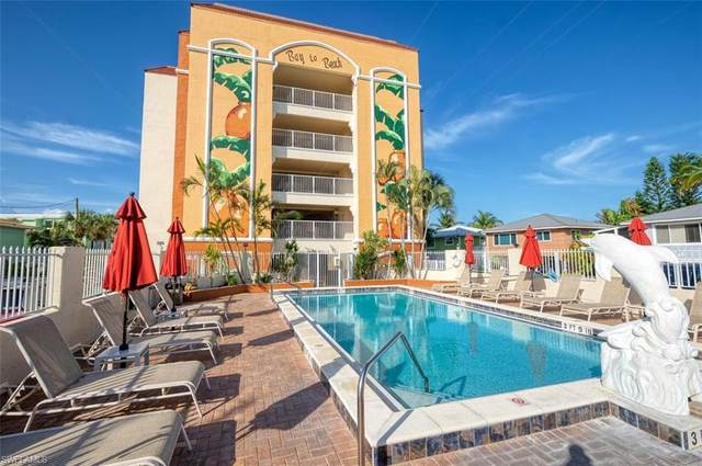 740 Estero Boulevard A6, Fort Myers Beach, FL 33931 (#221051399) :: Southwest Florida R.E. Group Inc