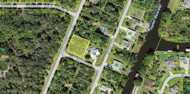 14374 Ina Avenue, Port Charlotte, FL 33953 (MLS #221051431) :: Realty One Group Connections