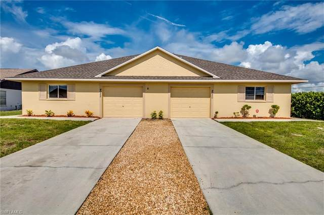 4020/4022 SW 7th Place, Cape Coral, FL 33914 (MLS #221051453) :: The Naples Beach And Homes Team/MVP Realty