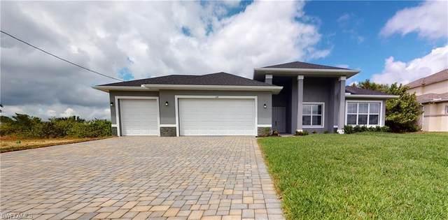 1218 NW 38th Place, Cape Coral, FL 33993 (#221051632) :: Southwest Florida R.E. Group Inc